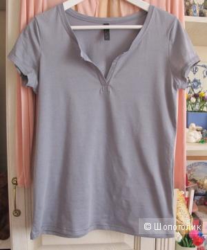 Серая футболка Victorias'Secret