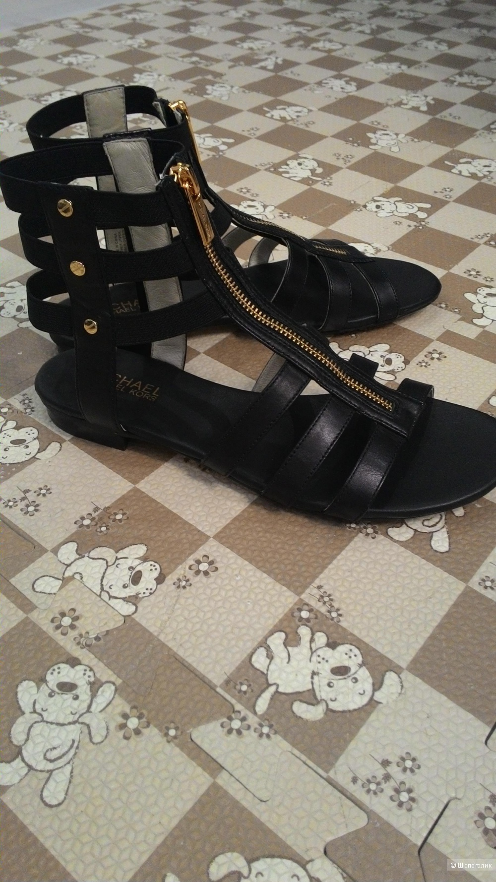 Новые сандали Mikhael Kors
