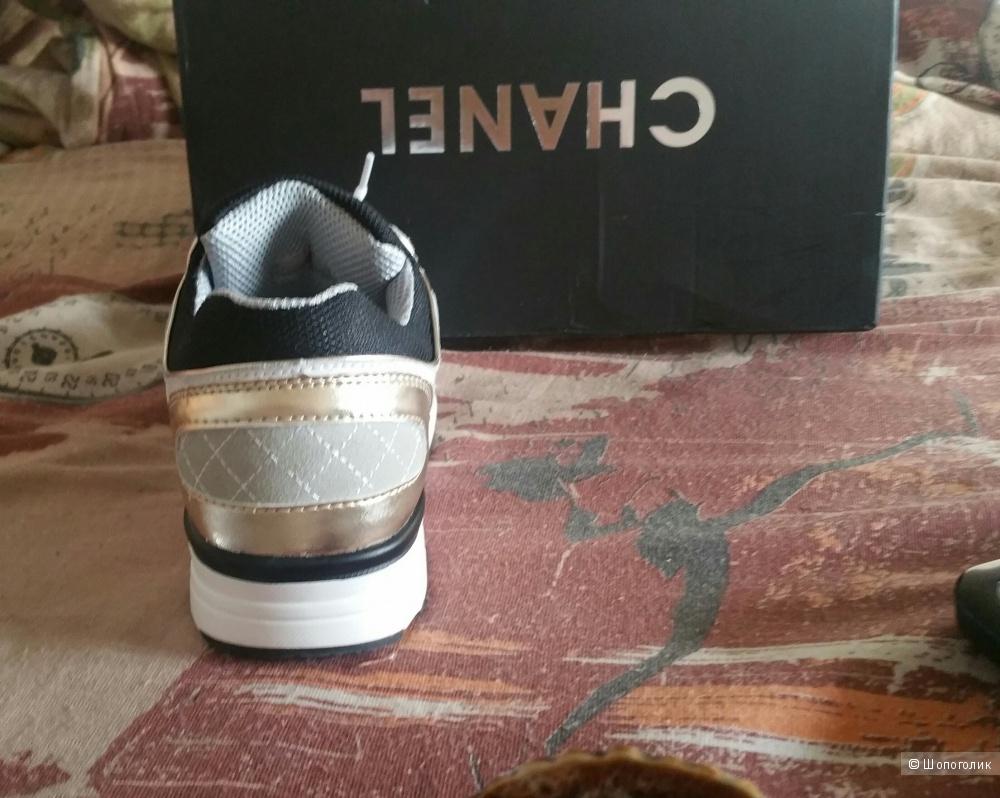 904c79ab605b Новые кроссовки Шанель- реплика, в магазине Наш пристрой — на Шопоголик