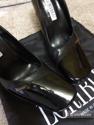 Туфли кожаные Loriblu