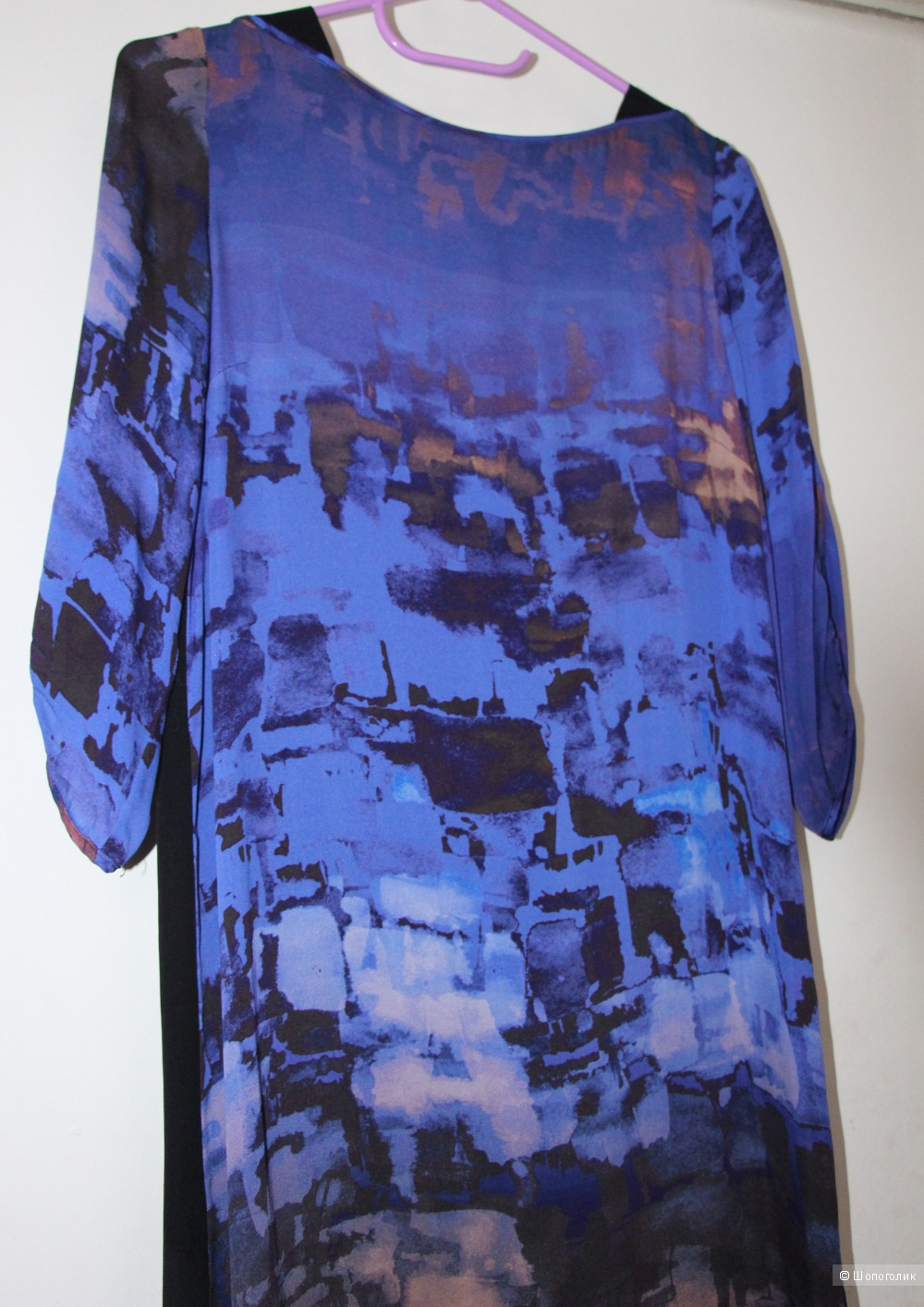 Шелковое платье от Rebecca Minkoff
