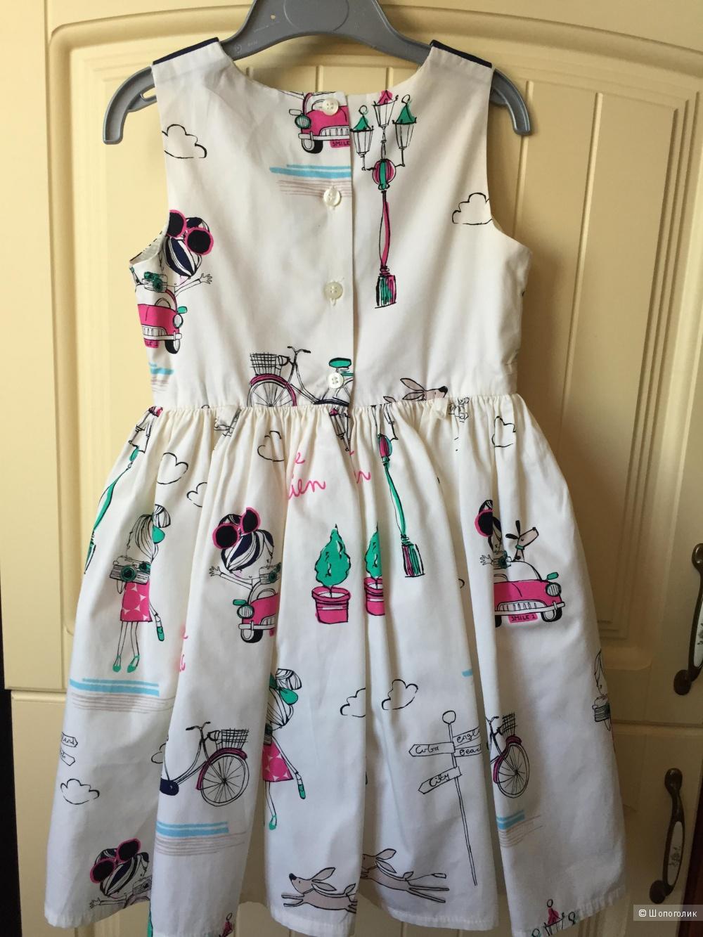 Платье детское нарядное Next