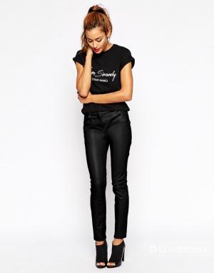 Кожаные брюки Asos