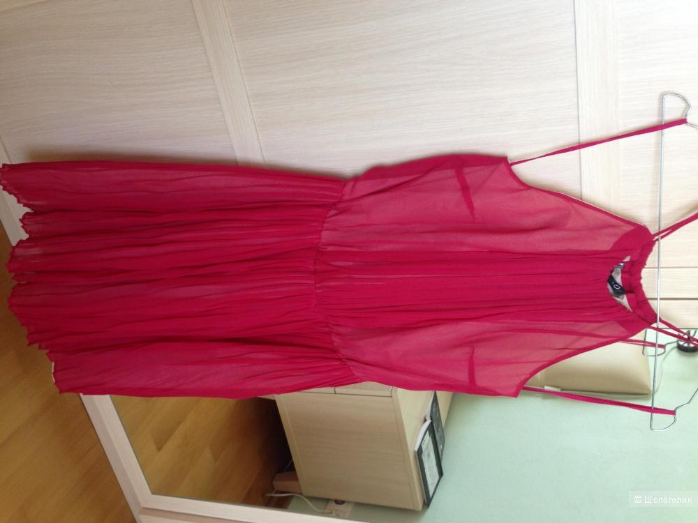 Платье Liu jo шелк 100% размер 42 IT