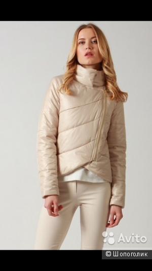 Новая демисезонная женская куртка на синтепоне