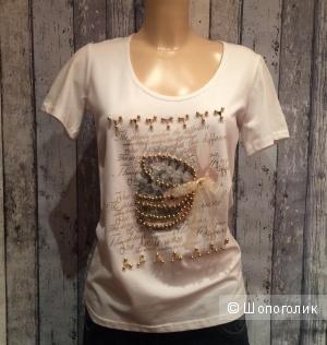 Новая футболка CLARA GARRONE ITALY