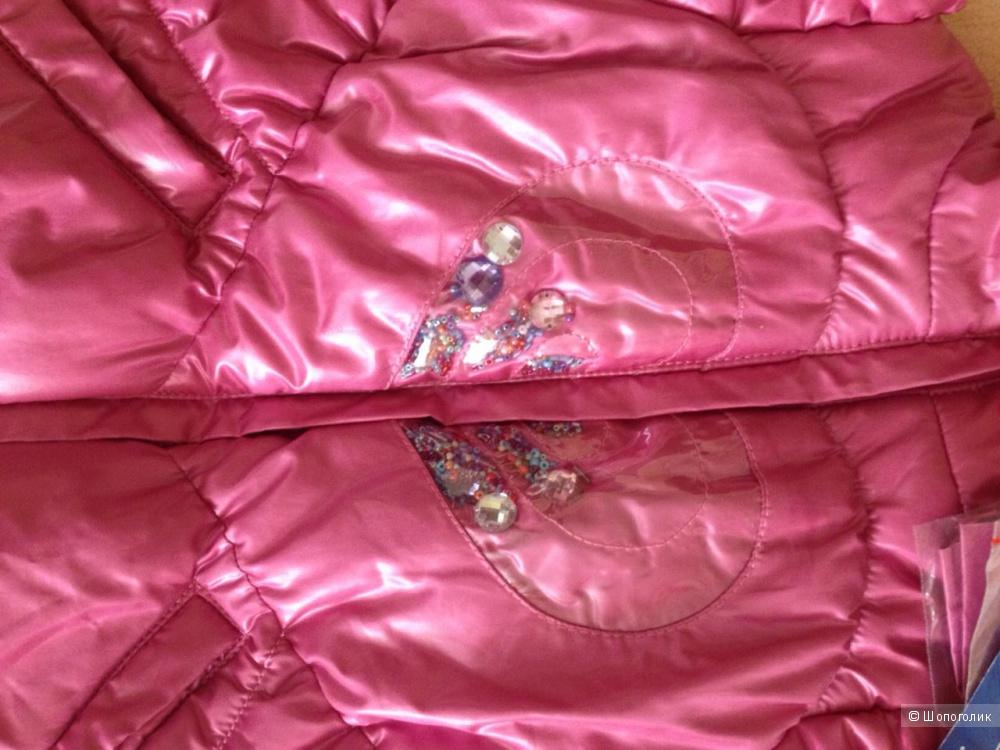 Новая куртка ORBY размер 86