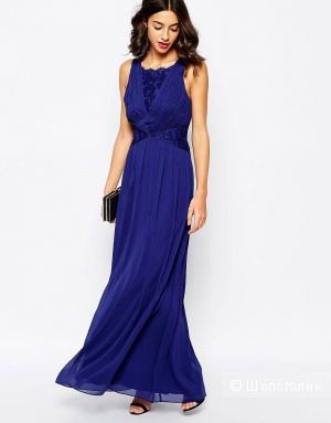 Платье Coast Daniellea Maxi Tie Back Dress на выпускной