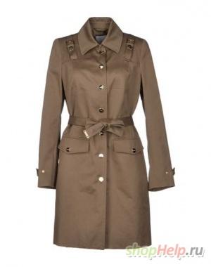 Легкое хлопковое пальто WHO*S WHO, размер 44 рус.