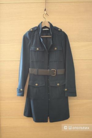 Пальто демисезон  3suises 42-44 русский