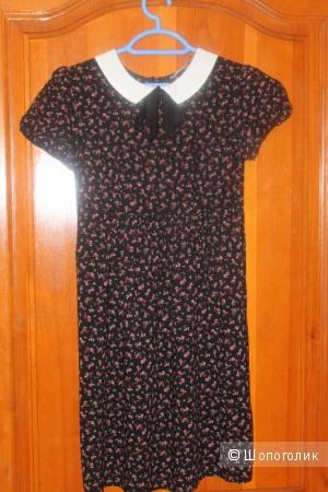 """Платье LaRedoute 46 размер, стиль """"ретро"""""""