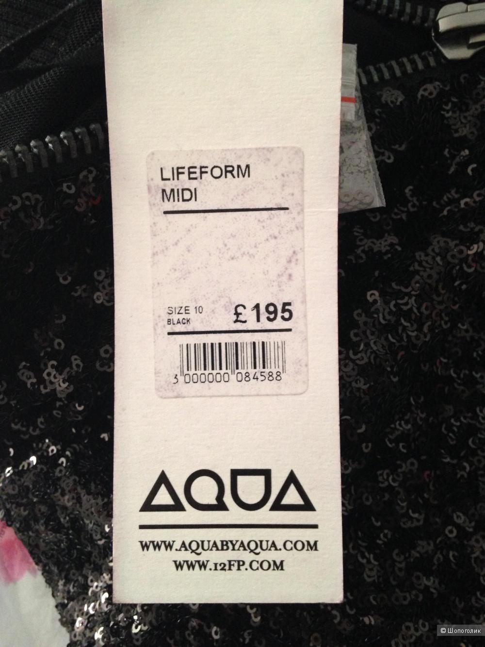 Дизайнерское платье AQUA (Великобритания)