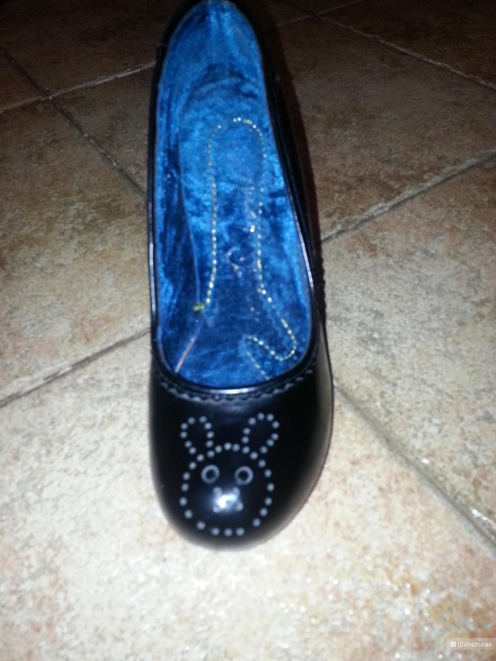 Оригинальняе туфли irregular-choice