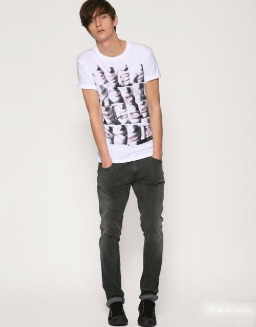 Стильная футболка унисекс французского дизайнера