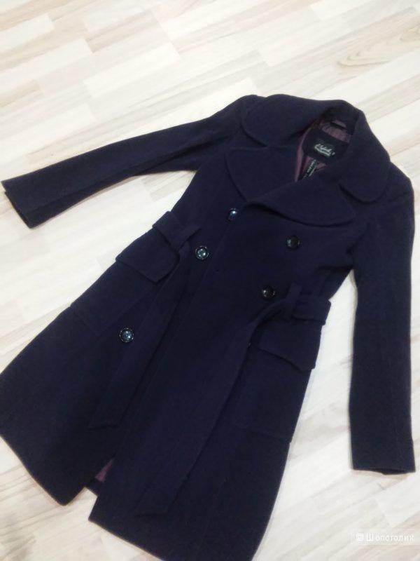 Пальто демисезонное шерстяное J-Splash 42 размер