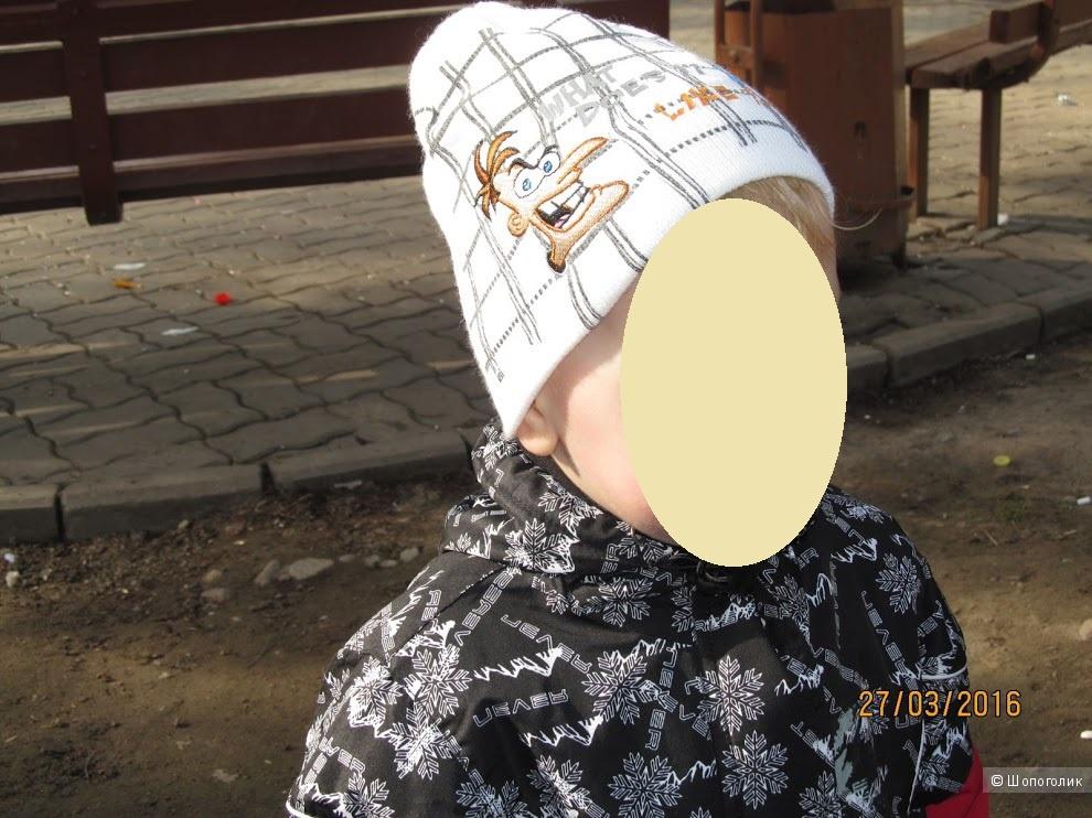 Шапки детские для  мальчика
