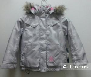 Продам детскую курточку Progress by Reima. Р-р 110.