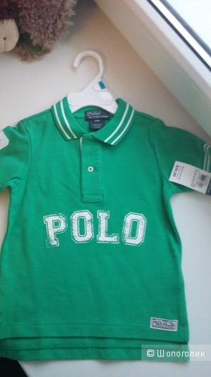 Новые Polo Ralph Lauren , 24м