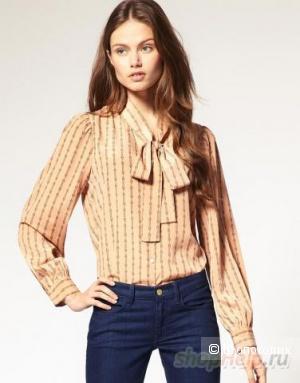Красивая романтичная блуза Asos