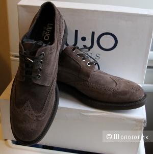 Мужские замшевые туфли Liu Jo, р.43