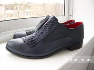 """Туфли, фирма """"OROSCURO"""",37-37,5 р."""