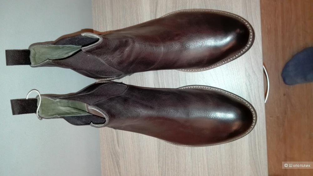 Полусапоги J.P.David(на 44-45 размер ноги)