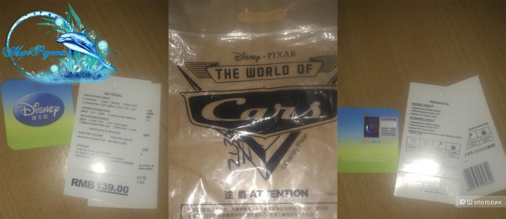 Детские сапожки из ЭВА Disney
