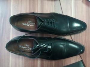 Новые итальянские мужские туфли Antica Calzoleria Campana