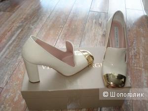 Туфли Vittorio Virgili , новые, 37 размер.