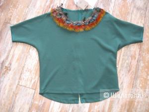 Блузка, JIJIL. Yoox . 42-44 размер