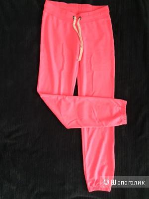 Яркие розовые штаны American Apparel