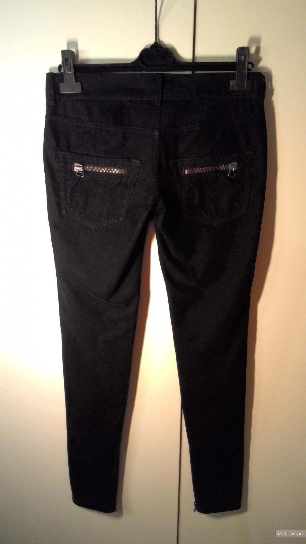 Вельветовые брюки balmain Оригинал