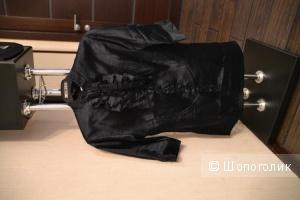 Блузка BIZZARRO новая. Размер 40-42 Черная