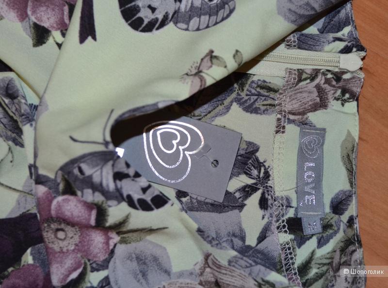 Новое платье Love Midi Skater Dress in Botanical Floral Print, размер M