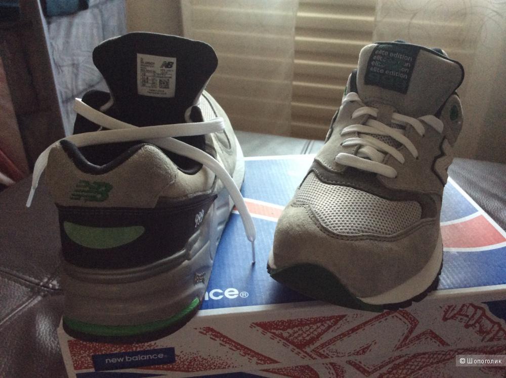 Новые мужские кроссовки New Balance 999 оригинал