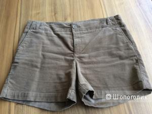 Вельветовые шорты размер 46-48