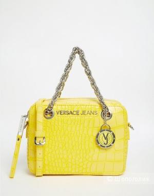 Новая яркая сумочка Versace Jeance