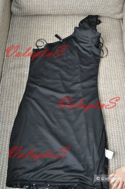 Шикарное платье в паетках Concept Club