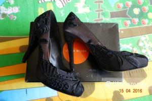 Туфли Karen Millen, 40 размер (по стельке 25,5 см)