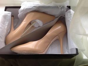 Туфли кожаные  Boutique 9