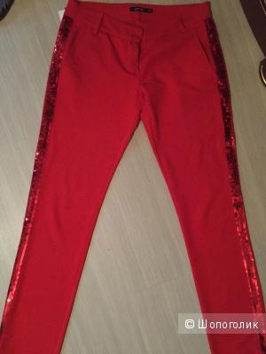 Новые Итальянские брюки Denny Rose Русский размер 42