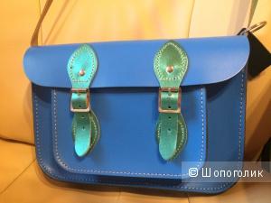 Новая сумка The Leather Satchel