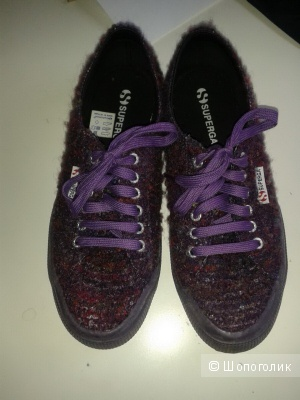 Новые кеды-кроссовки Siperga 41 размера (маломерят на размер)