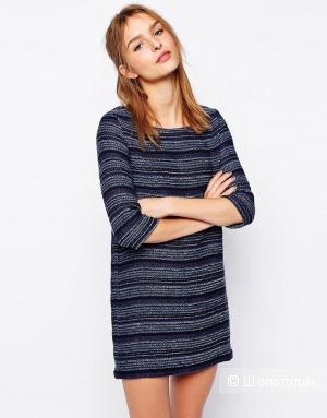 Новое платье мини из букле Sessun