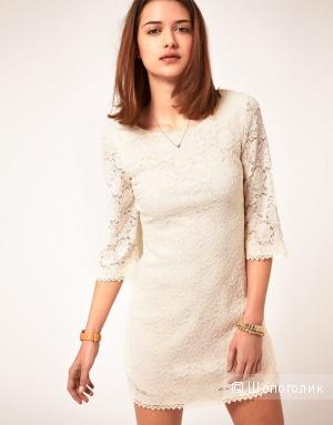 Милое кружевное платье A wear