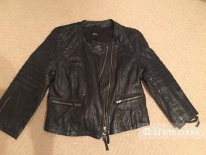 Продаю кожаная куртка ASOS
