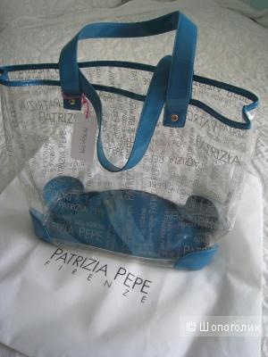 Пляжная сумка PATRIZIA PEPE BEACHWEAR
