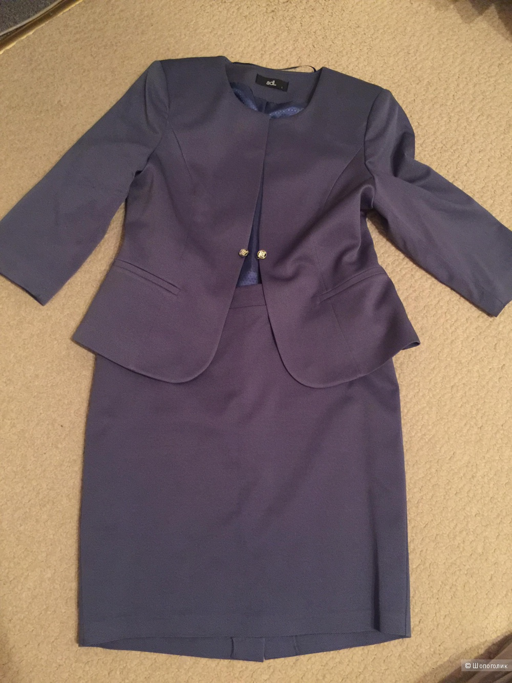 b0d28ec04e6 продаю женский костюм ADL