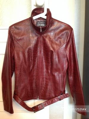 Кожаная куртка Gianfranco Ferre