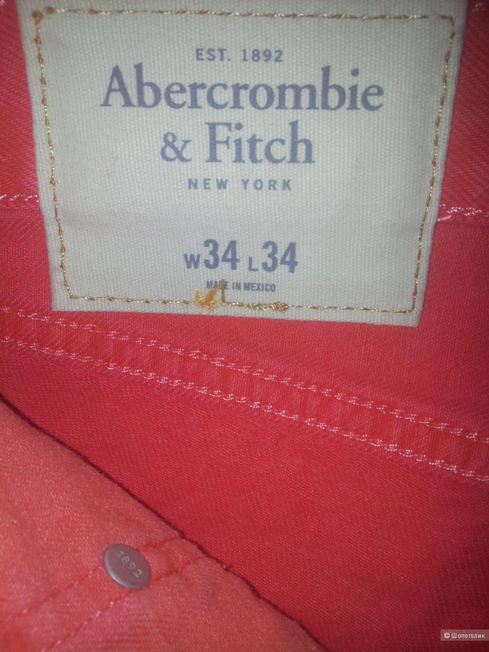 Мужские джинсы Abercrombie (оригинал)